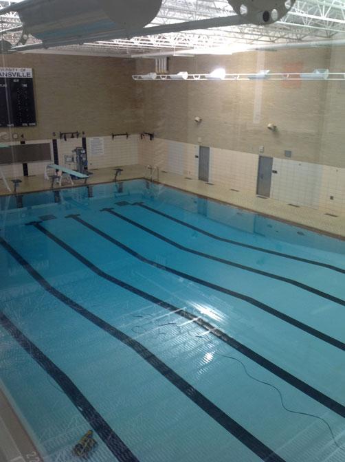 Facilities Fitness Center Intramurals University Of Evansville