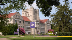 university of evansville campus map Campus Map University Of Evansville university of evansville campus map