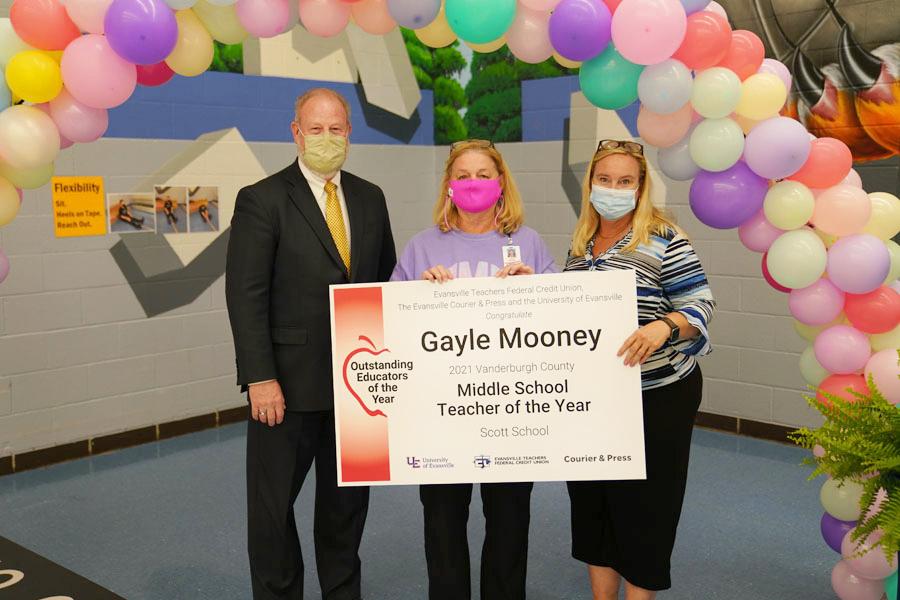 Gayle Mooney