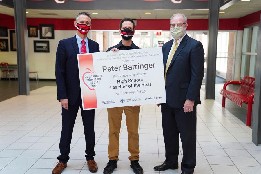 Peter Barringer