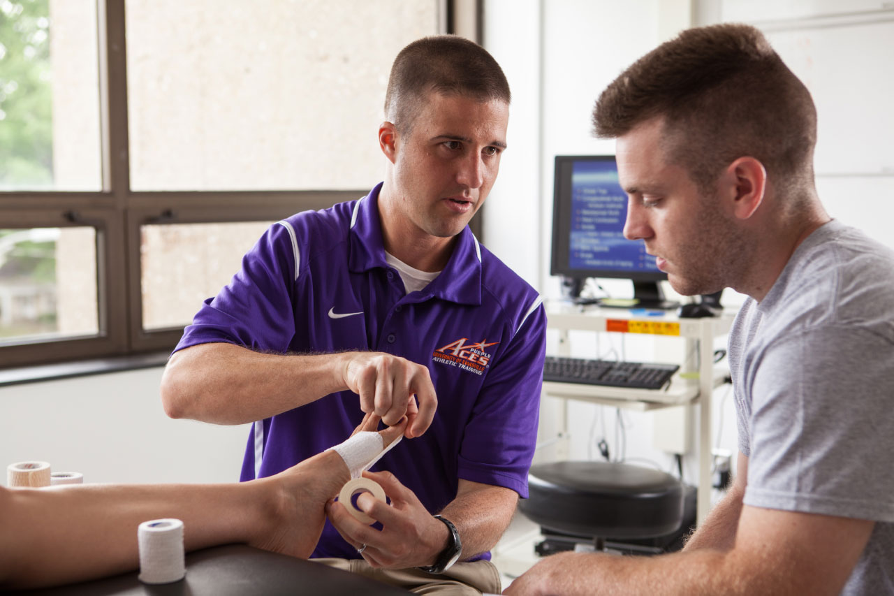 UE's Master of Science in Athletic Training Program Announces New Clinical Partner
