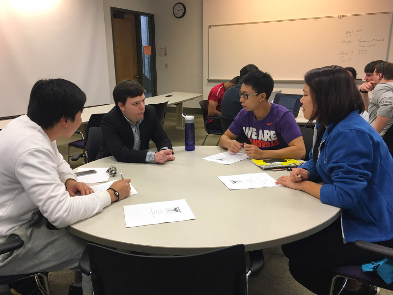 UE marketing students develop digital marketing plan for Direct Care for Me