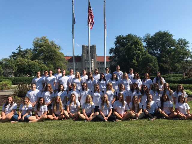 Welcome the DPT Class of 2020 to the UE community