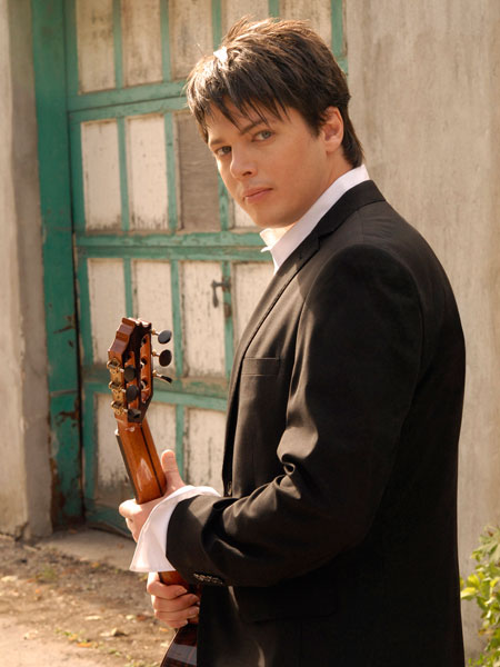 Classical Guitar Society Concert to Feature Daniel Bolshoy of Canada