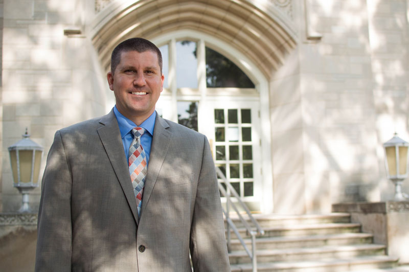 UE Appoints Greg Rawski as Dean of UE Schroeder Family School of Business Administration