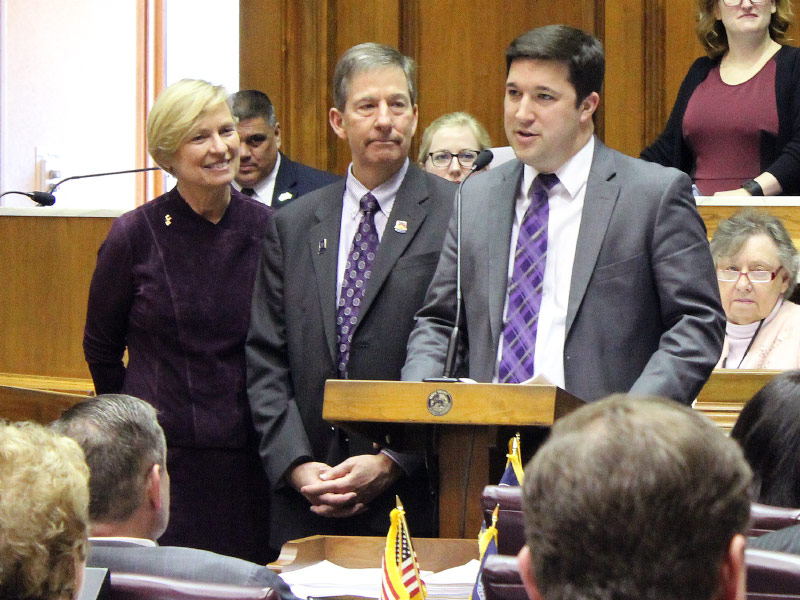 Kazees at senate