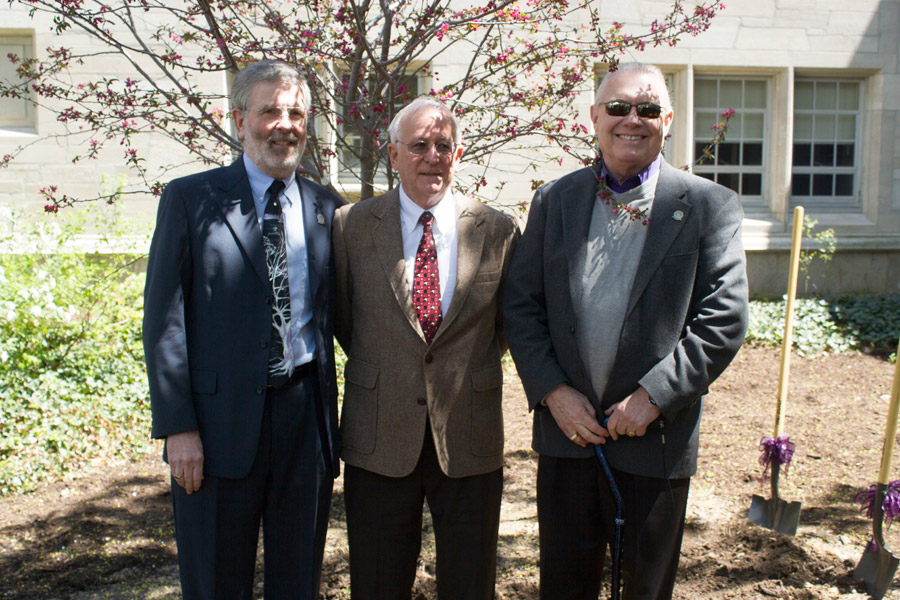 Retirees Honored