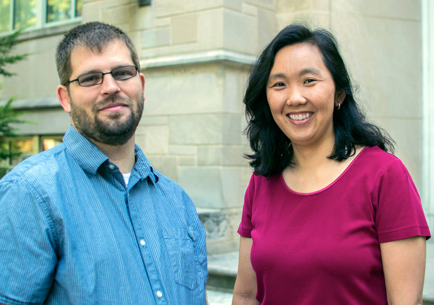 UE Professors Awarded Grant for Science, Math Scholarships
