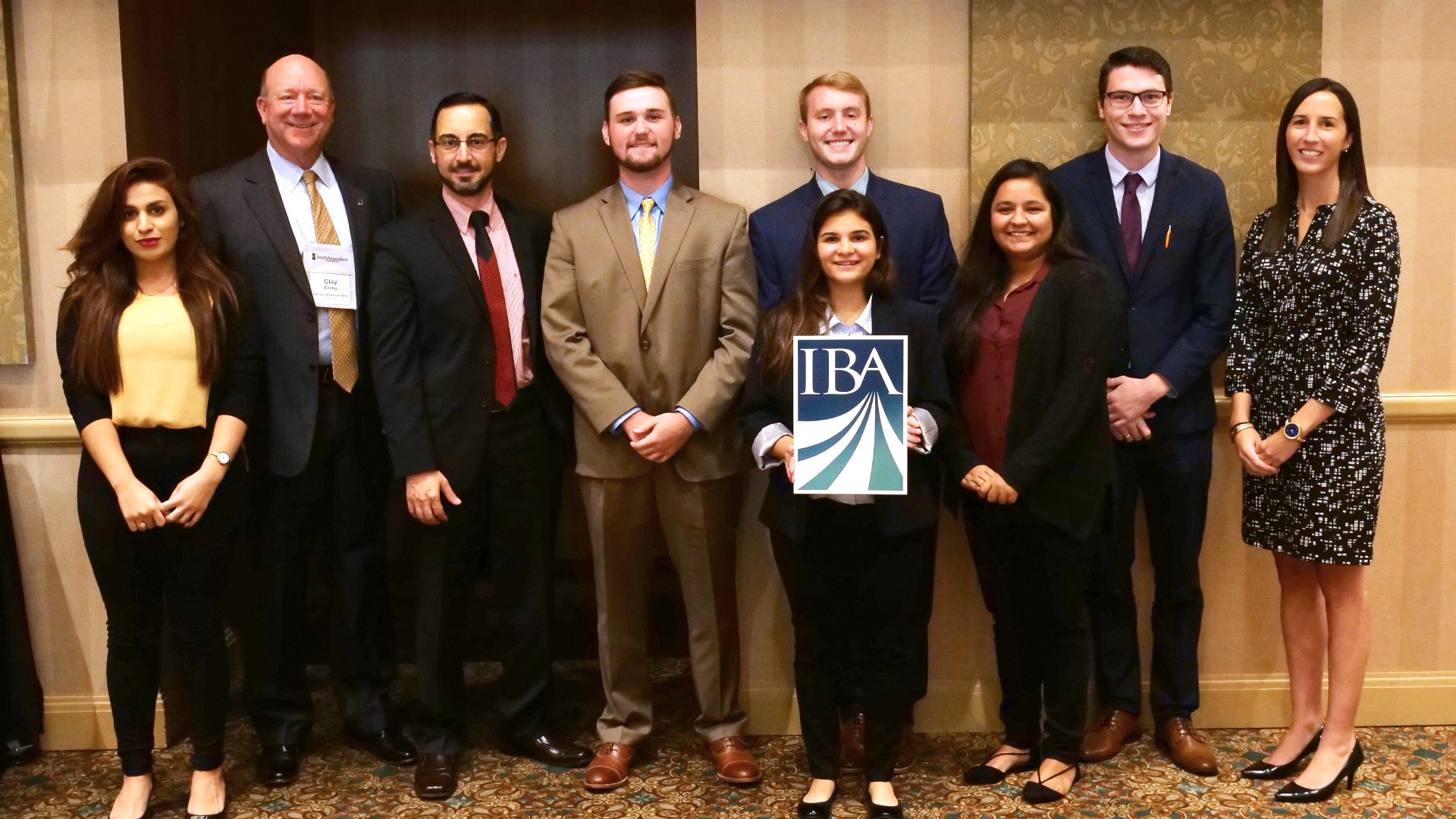 Schroeder students to attend the 2018 IBA Annual Convection