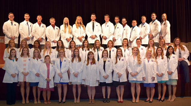 Welcome DPT Class of 2019