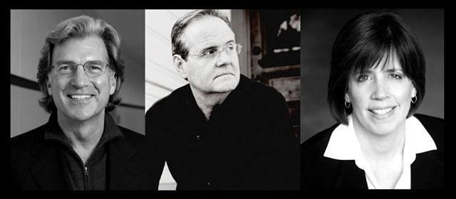 Photo of Matt Williams, David McFadzean, Dete Meserve