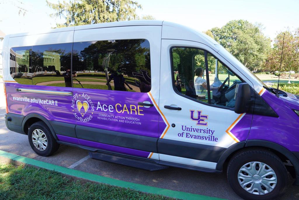 Ace CARE Van