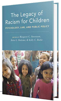Book cover of The Legacy of Racism for Children
