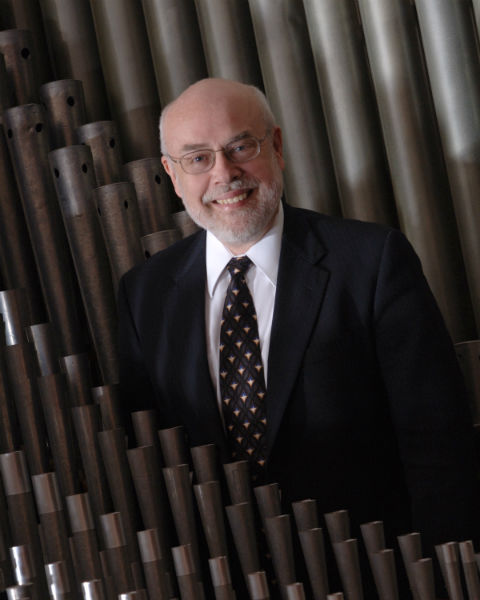 Faculty Recital to Feature Newly Discovered Piece of Organ Music